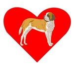 St Bernard Heart