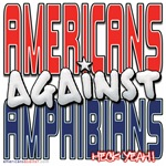 Americans Against Amphibians [APPAREL]