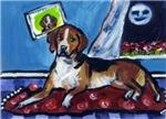 HAMILTONSTOVARE dog art!