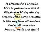 Pharmacist Story Art