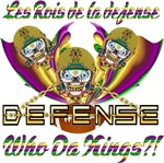 Football Saints Defense Accessories