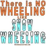 SNOW WHEELING