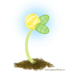 Gold Coin Sprout