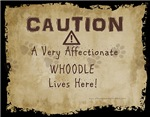 Whoodle Caution