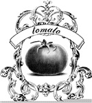 Vintage Tomato Ad