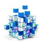 Funny magic,Cube