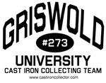 Griswold U Cast Iron Collecting Team