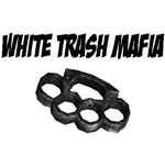 White Trash Mafia Brass Knuckles