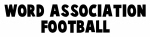 Word association football