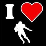 I Heart Football