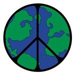 Global Peace Sign