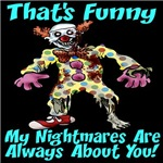 Zombie Clown Nightmares