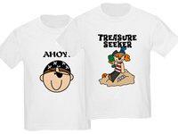 Pirates Kid's T-shirts