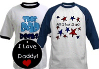 Father's Day Gifts and Tees!