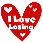 I Love Losing T-shirts and Gifts