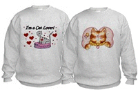 Cat & Kitten Sweatshirts