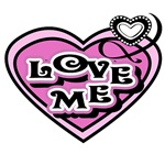 Love Me Valentine T-shirts and Gifts