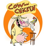 Cow and Chicken T-shirts and Gifts