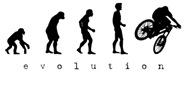 Downhill Mountain Bike Evolution