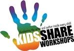 Kids Share Workshops Logo