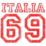 Vintage Italia 69 T-Shirts