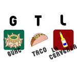 GTL Mexican Jersey Shore T-Shirts