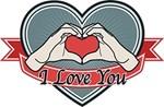 Fingeralphabet - LOVE