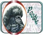 Black Poodle Designer 1 Gifts & Products