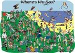 Where's Wu-Sao?