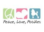 Peace, Love, Poodles