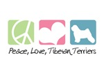 Peace, Love, Tibetan Terriers