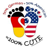 German American Baby