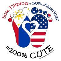 Filipino American Baby