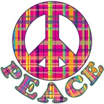 Plaid Peace