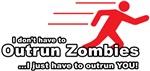 Zombie Outrun You