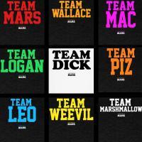 Team Clothes