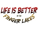 Life is Better in the Finger Lakes
