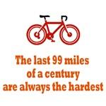 The last 99 miles...