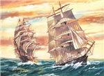 Battle On The Seas