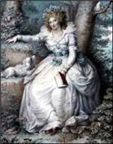 Georgian Lady Fitzherbert