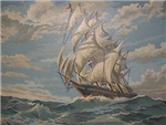 Sailing On!