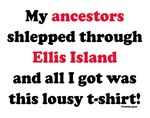 My Ancestors / Ellis Island (Jewish)