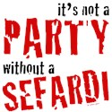 Not a Party Without a Sefardi