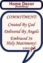 EHM02-121RsRsNv: Commit Embrace (HD )