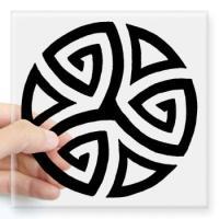 "Symbol Stickers (3"" x 3"")"