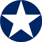 US Army Air Corps Roundel (1942)