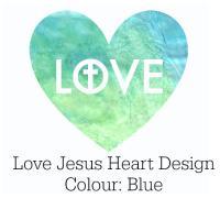 Love for Jesus Heart Design