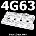 4G63 by BoostGear.com