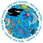 LOVE our Oceans