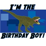 Birthday Boy Dinosaur